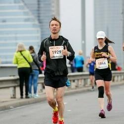 The 26th Lattelecom Riga Marathon - Gennady Gogun (1929)