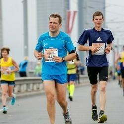 The 26th Lattelecom Riga Marathon - Eerik Heldna (1462)
