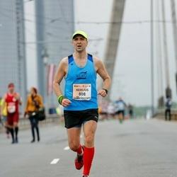 The 26th Lattelecom Riga Marathon - Nerijus Adomaitis (808)