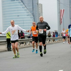 The 26th Lattelecom Riga Marathon - Bruno Spigarelli (1360), Aleksandrs Grotus (1523)