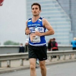 The 26th Lattelecom Riga Marathon - Jamie King (1137)