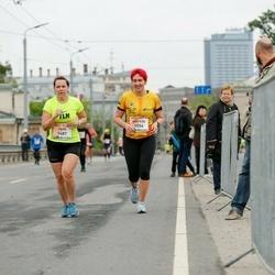 The 26th Lattelecom Riga Marathon - Pipi-Liis Siemann (1054), Triin Pärna (1487)