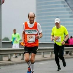 The 26th Lattelecom Riga Marathon - Marek Frontczak (714)