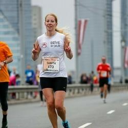 The 26th Lattelecom Riga Marathon - Sanita Muižniece (673)