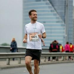The 26th Lattelecom Riga Marathon - Mārcis Bokmanis (1821)