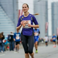 The 26th Lattelecom Riga Marathon - Gunta Amoliņa (264)