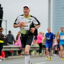 The 26th Lattelecom Riga Marathon - Heiki Prants (1669)