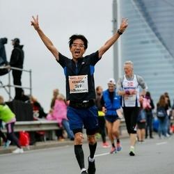 The 26th Lattelecom Riga Marathon - Kenichi Fukuhara (369)