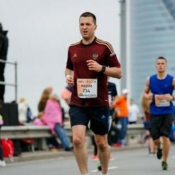 The 26th Lattelecom Riga Marathon - Maxim Lukashov (234)