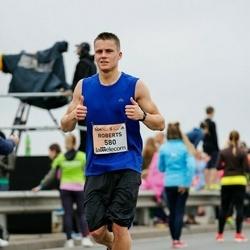 The 26th Lattelecom Riga Marathon - Roberts Šantars (580)