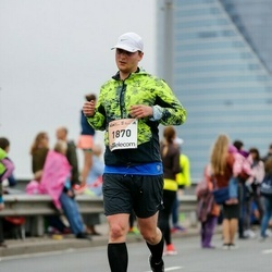 The 26th Lattelecom Riga Marathon - Anders Isberg (1870)