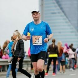 The 26th Lattelecom Riga Marathon - Timo Ketola (416)