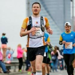 The 26th Lattelecom Riga Marathon - Nauris Pļaviņš (1394)