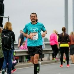 The 26th Lattelecom Riga Marathon - Anton Adamenkov (676)