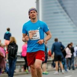 The 26th Lattelecom Riga Marathon - Ģirts Strautnieks (1540)