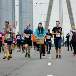 The 26th Lattelecom Riga Marathon - Kristīne Ozola (1949)