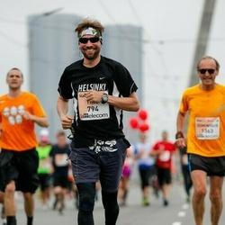 The 26th Lattelecom Riga Marathon - Timo Kilpi (794)