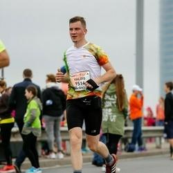 The 26th Lattelecom Riga Marathon - Valdis Šteinhards (1514)