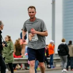 The 26th Lattelecom Riga Marathon - John Duselis (566)