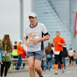 The 26th Lattelecom Riga Marathon - Eduards Brokāns (691)