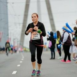 The 26th Lattelecom Riga Marathon - Dzintra Skārda (1303)