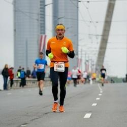 The 26th Lattelecom Riga Marathon - Aivars Birks (1587)