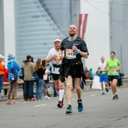 The 26th Lattelecom Riga Marathon - Valerii Kozhevnikov (1693)