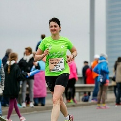 The 26th Lattelecom Riga Marathon - Svetlana Puce (723)