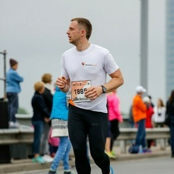 The 26th Lattelecom Riga Marathon - Māris Pravains (1885)