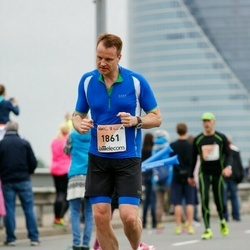 The 26th Lattelecom Riga Marathon - Māris Macijevskis (1861)