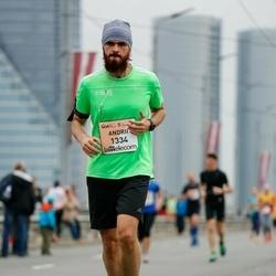 The 26th Lattelecom Riga Marathon - Andrii Sumko (1334)