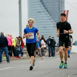 The 26th Lattelecom Riga Marathon - Inita Bistrova (1879)