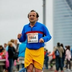 The 26th Lattelecom Riga Marathon - Michael Turzynski (1566)