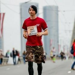 The 26th Lattelecom Riga Marathon - Jānis Butkēvičus (1277)
