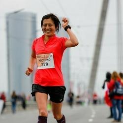 The 26th Lattelecom Riga Marathon - Michiko Thomas (370)