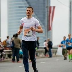 The 26th Lattelecom Riga Marathon - Zigmārs Mucenieks (1452)