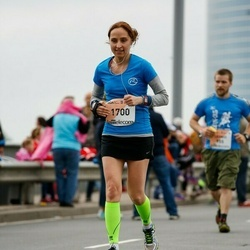 The 26th Lattelecom Riga Marathon - Viktorija Leus (1700)