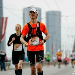 The 26th Lattelecom Riga Marathon - Matīss Vīksne (1690)