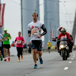 The 26th Lattelecom Riga Marathon - Kristijonas Minelga (1658)