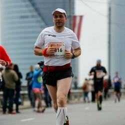 The 26th Lattelecom Riga Marathon - Martiņš Pērkons (1816)