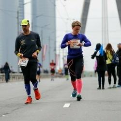The 26th Lattelecom Riga Marathon - Timo Marjomäki (1716)