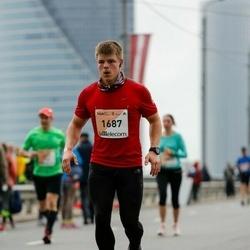 The 26th Lattelecom Riga Marathon - Didzis Raits (1687)