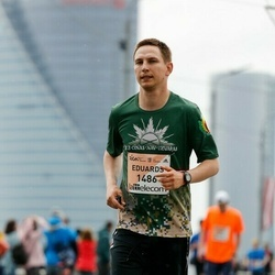 The 26th Lattelecom Riga Marathon - Eduards Vovks (1486)