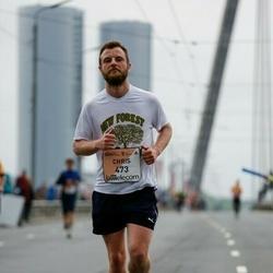 The 26th Lattelecom Riga Marathon - Chris Delaney (473)