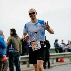 The 26th Lattelecom Riga Marathon - Mihails Rumjancevs (687)