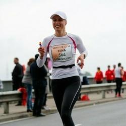 The 26th Lattelecom Riga Marathon - Tiina Hirvonen (564)