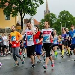 The 26th Lattelecom Riga Marathon - Evelīna Pudzēna (13932), Gvido Lauva (13933)