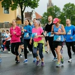 The 26th Lattelecom Riga Marathon - Diana Ļisicinska (8504), Dzintra Staprēna (8506)