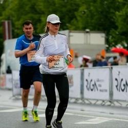 The 26th Lattelecom Riga Marathon - Heidi Kotilainen (641)