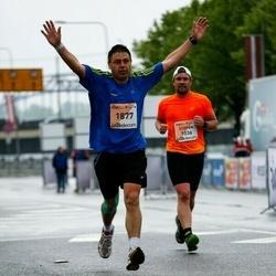 The 26th Lattelecom Riga Marathon - Rosen Dosev (1877)
